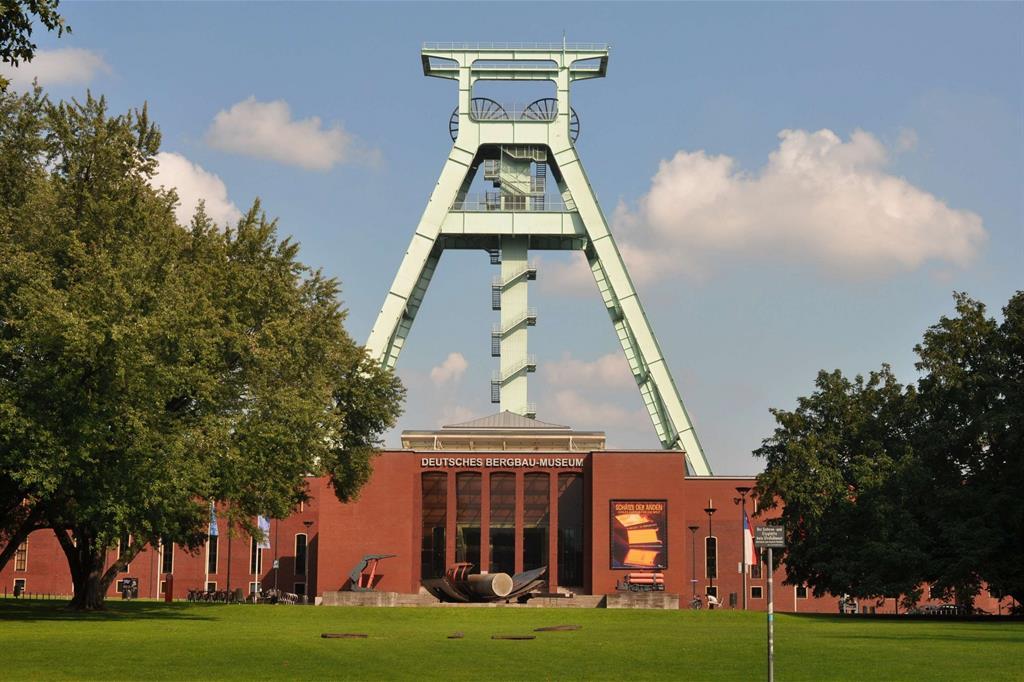 Il Deutsche Bergbau-Museum di Bochum, il museo minerario più grande del mondo (foto Stadt Bochum, Referat für Kommunikation) -