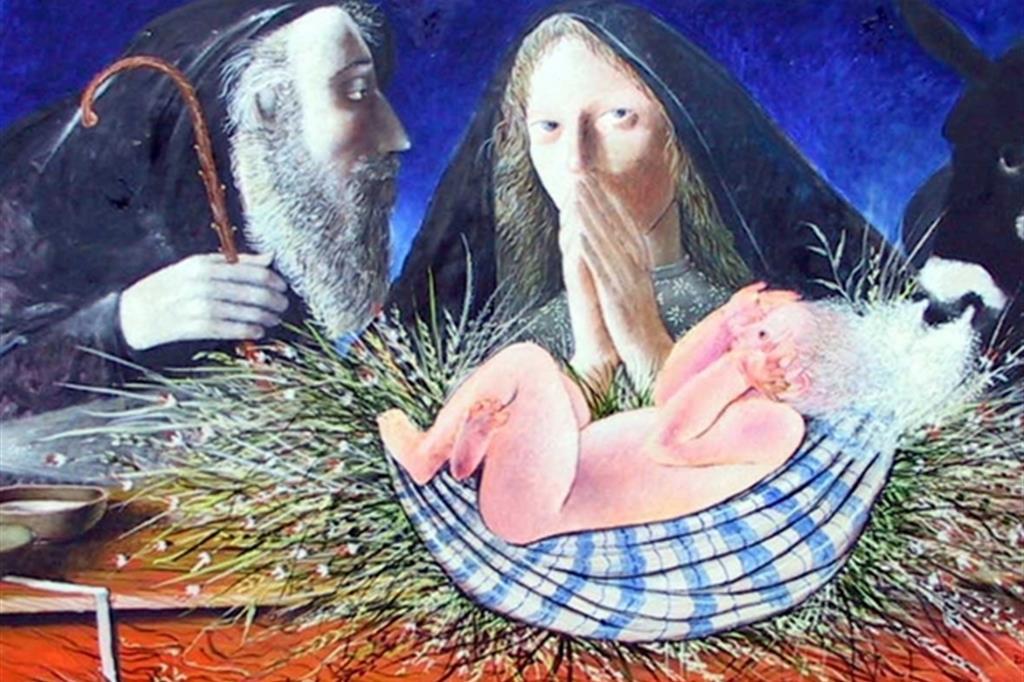 Natività di Bruno Grassi