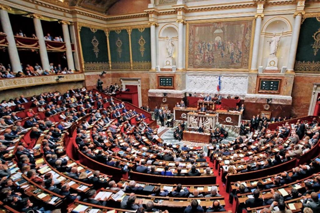L'assemblea nazionale francese. Via libera a una legge liberticida: vietato opporsi all'aborto su internet