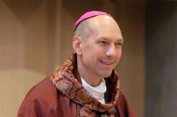 Bolen, il vescovo che è stato un clochard