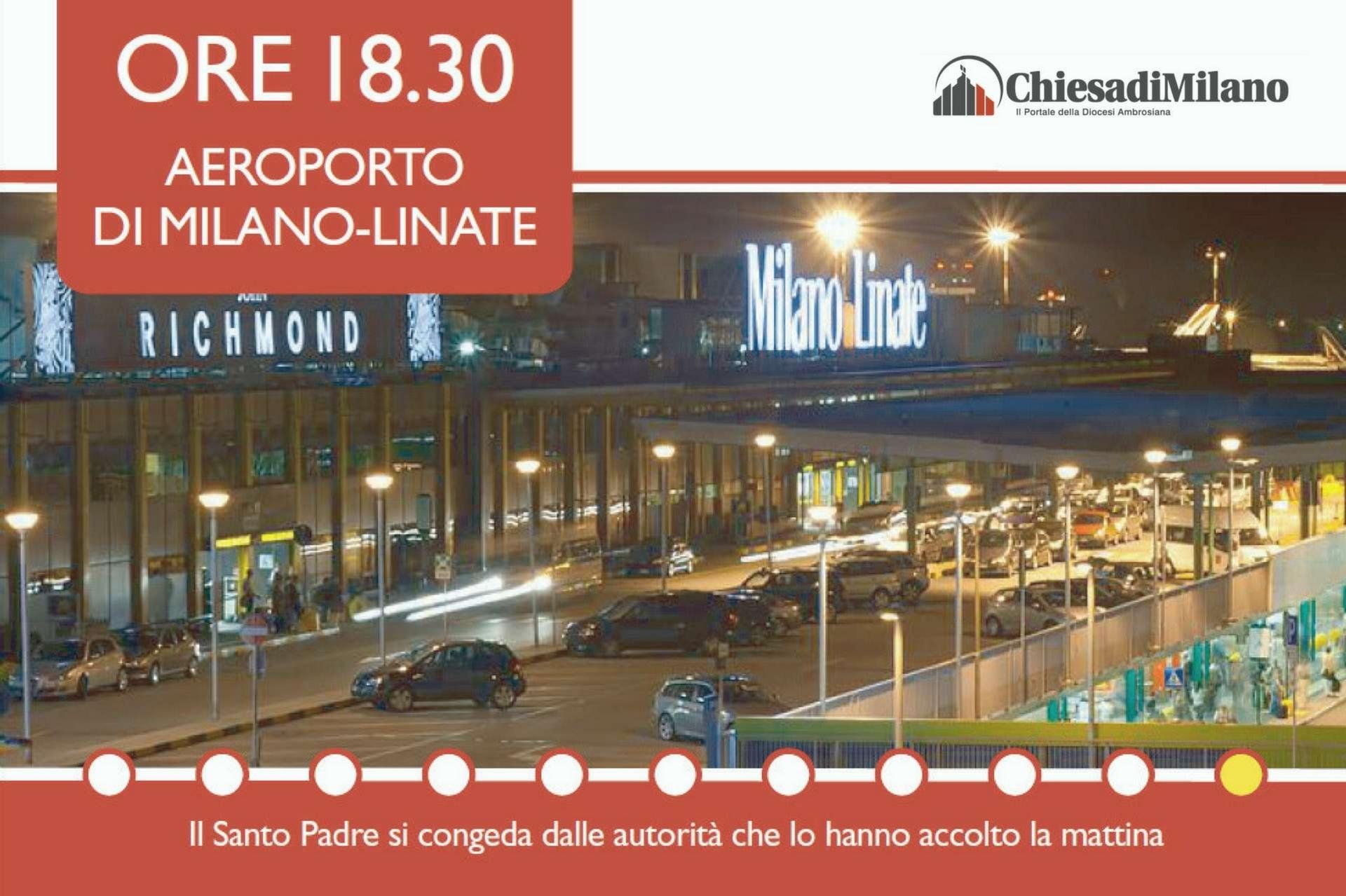 Aeroporto Alle Porte Di Milano : Azione cattolica reggio emilia