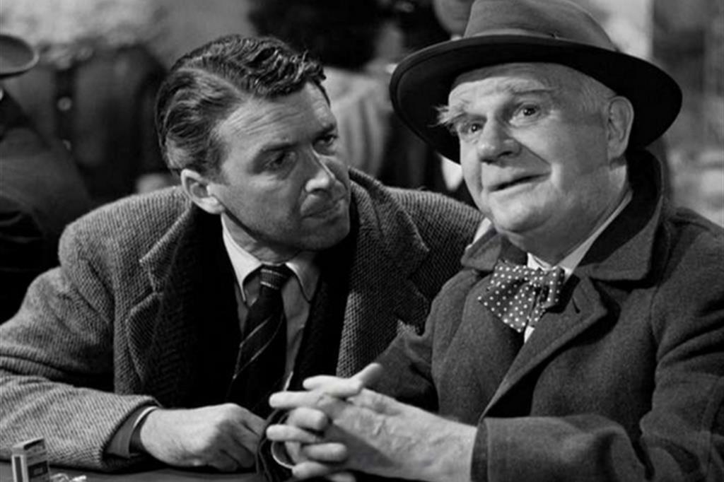"Frank Capra, ""La vita è meravigliosa"", 1946 (WikiCommons)"
