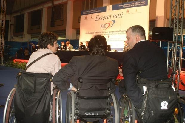 Una legge per garantire un futuro ai disabili chi perdono l'appoggio familiare (Arcieri)