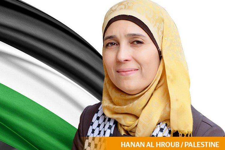 È palestinese la prof più brava del mondo: il videomessaggio del Papa