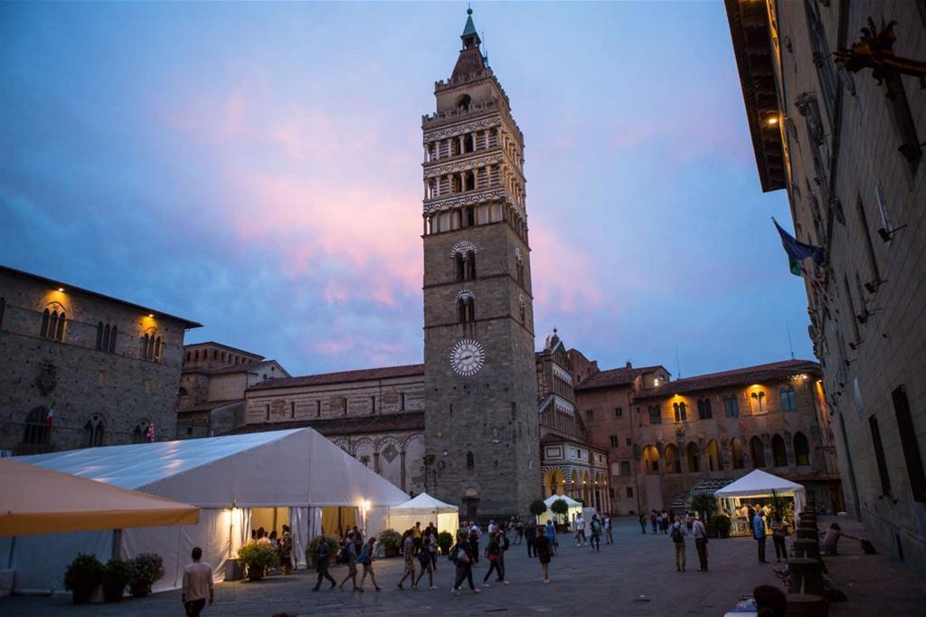 Pistoia - Piazza Duomo