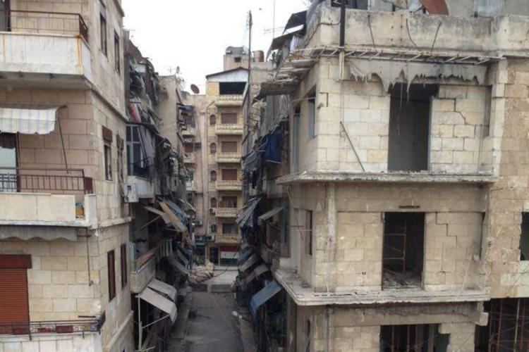 Aleppo, fede e coraggio nella Pasqua dei cristiani