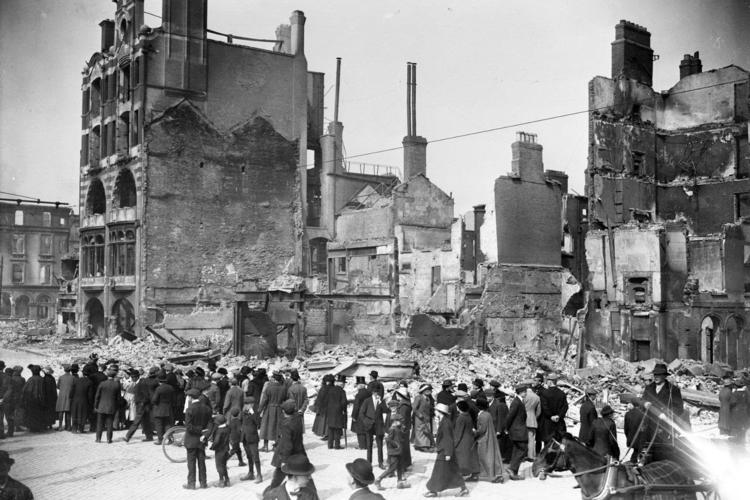 Pasqua 1916: il trionfo della mistica Irlanda