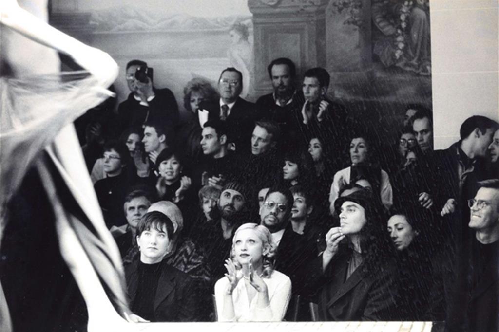 Madonna prêt-à-porter, 1993 (Barbara Klemm) -
