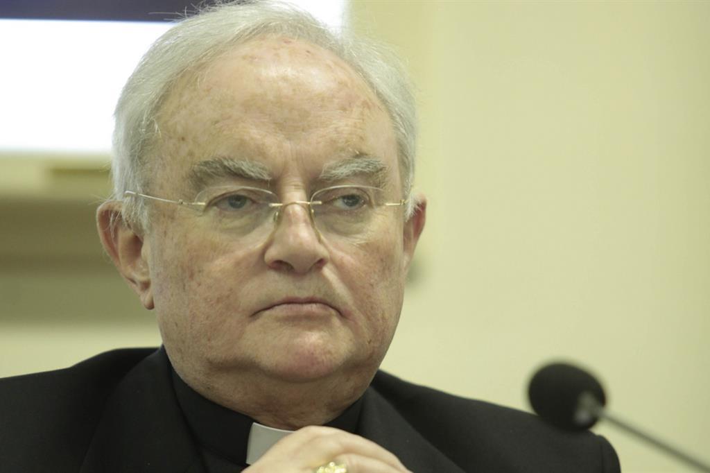L'arcivescovo Henryk Hoser, inviato del Papa a Medjugorje (Siciliani)