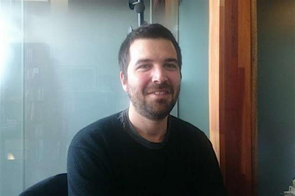 Il filosofo Baptiste Monsiangeoin