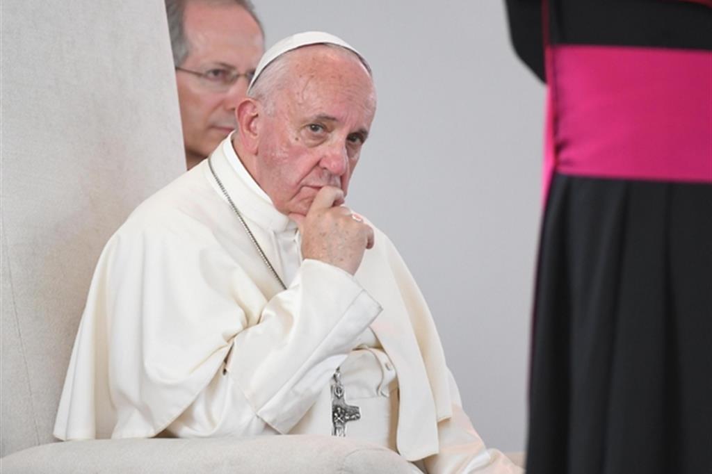 Il Papa: ora tolleranza zero e nessuna grazia per i colpevoli