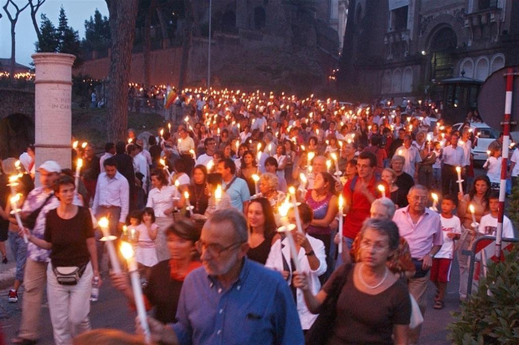 Roma, spunta una tassa per le processioni religiose