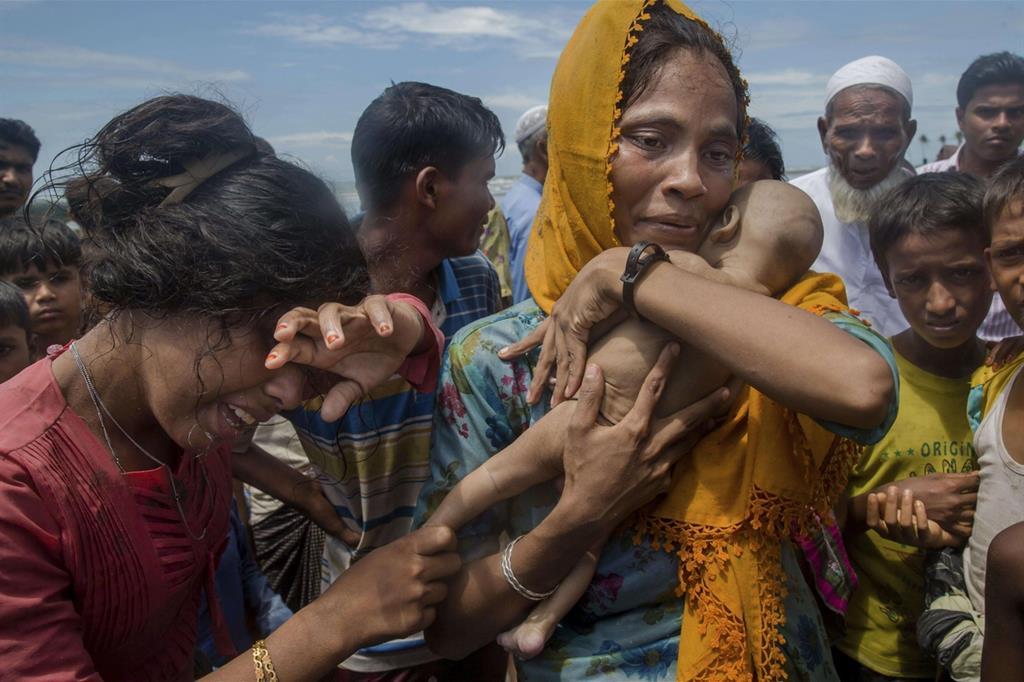 Il dramma dei profughi di etnia Rohingya, minoranza musulmana in Myanmar