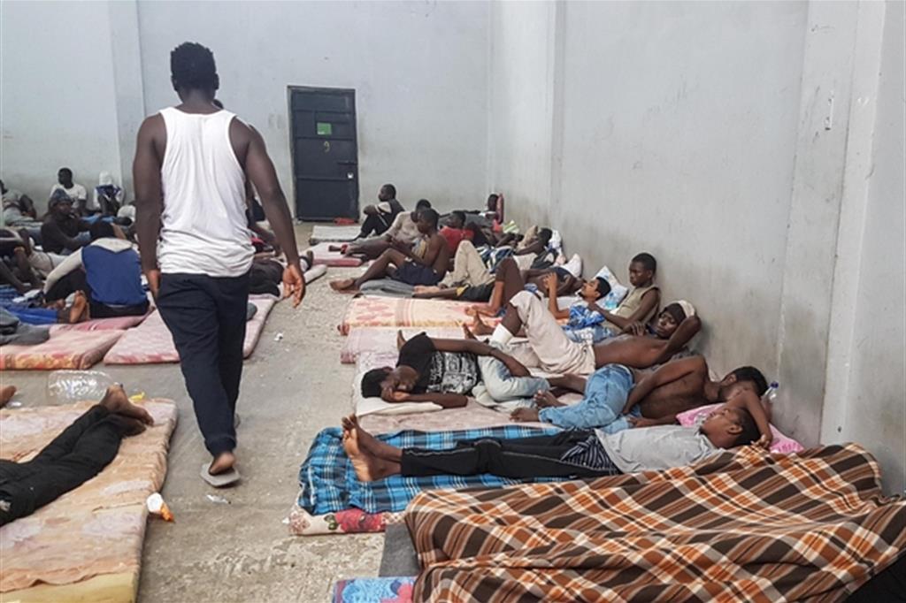 Libia, i numeri dell'orrore: nei campi 700mila migranti