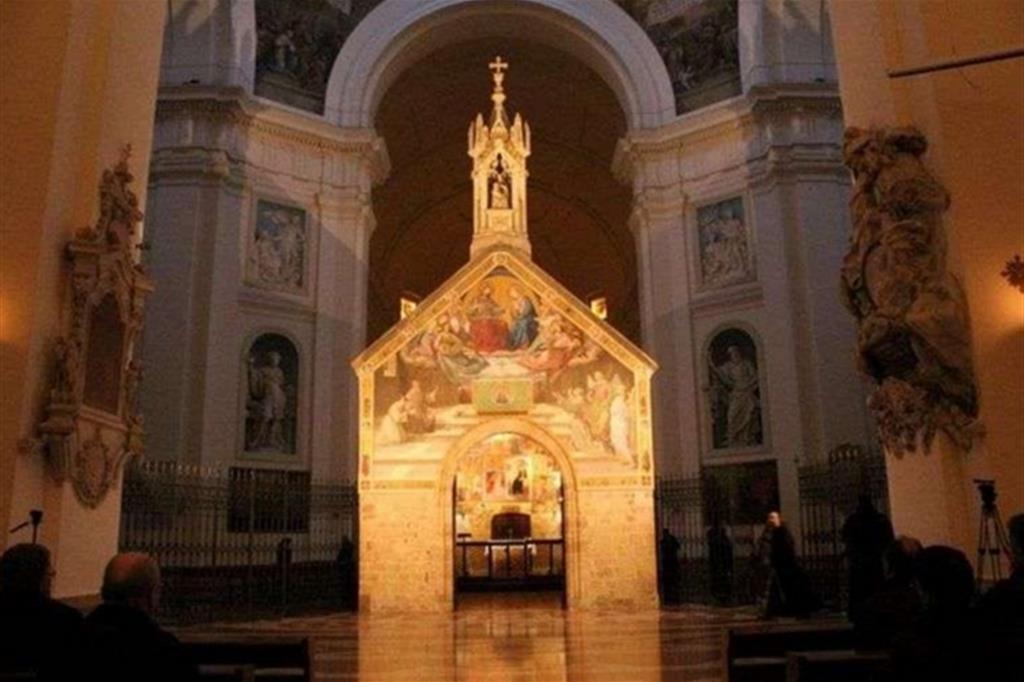 Il perdono di assisi perenne giubileo della misericordia - Porta san giacomo assisi ...