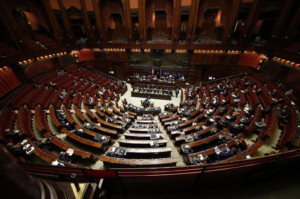 Cannabis ad uso terapeutico primo via libera del parlamento for Aula di montecitorio