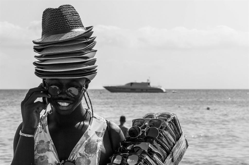 Categoria Vita quotidiana: al secondo posto Stefano Pistis, Un giorno in spiaggia -