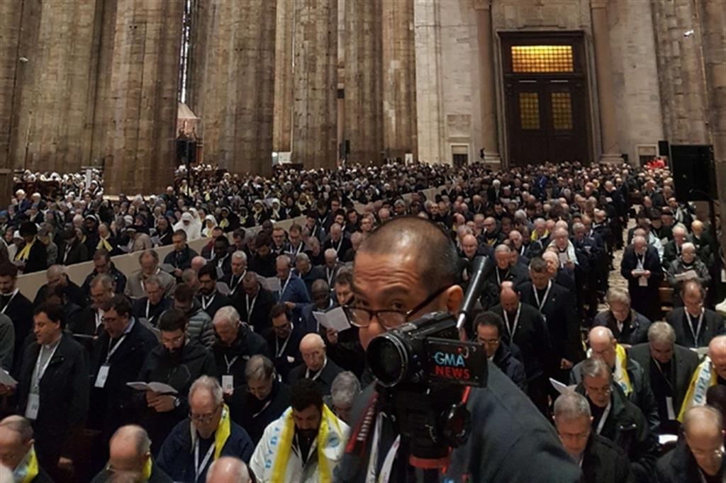 Il Duomo attende il Papa -