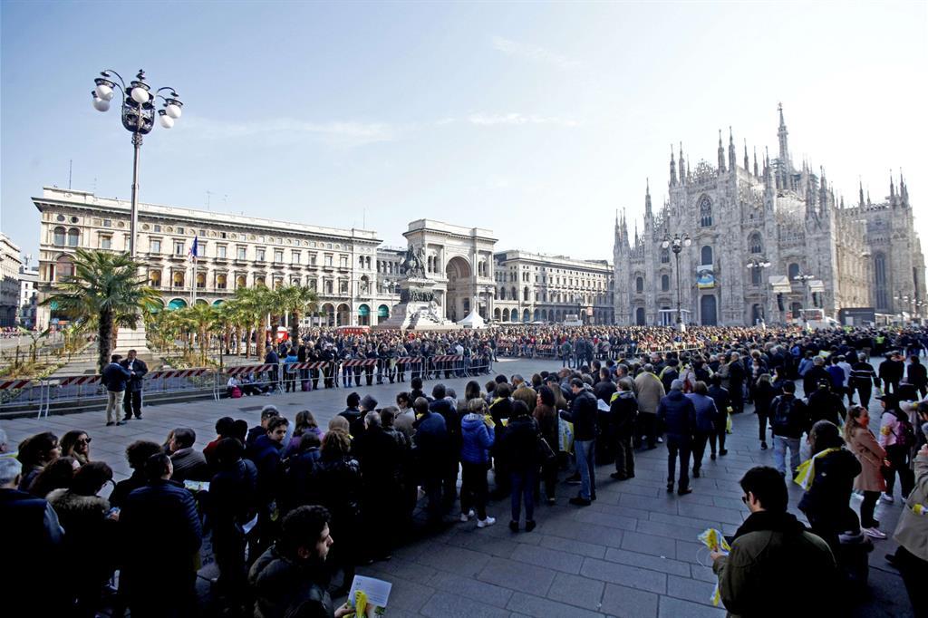 Piazza del Duomo -
