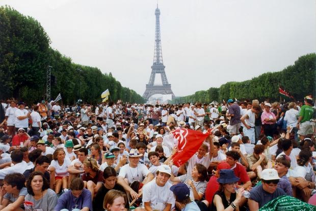 incontri giovani cattolici a parigi