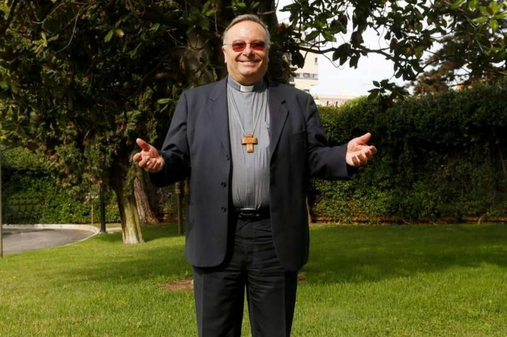 Il presidente di Caritas italiana, il cardinale Francesco Montenegro -