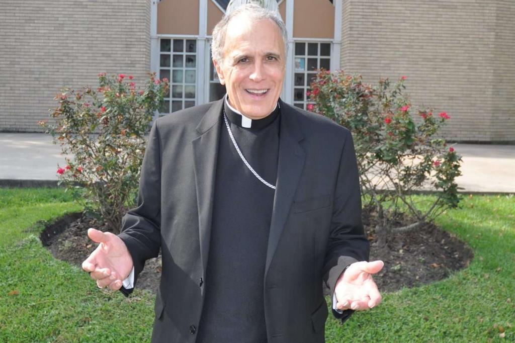 Il cardinale Daniel Nicholas DiNardo, presidente della Conferenza episcopale Usa -