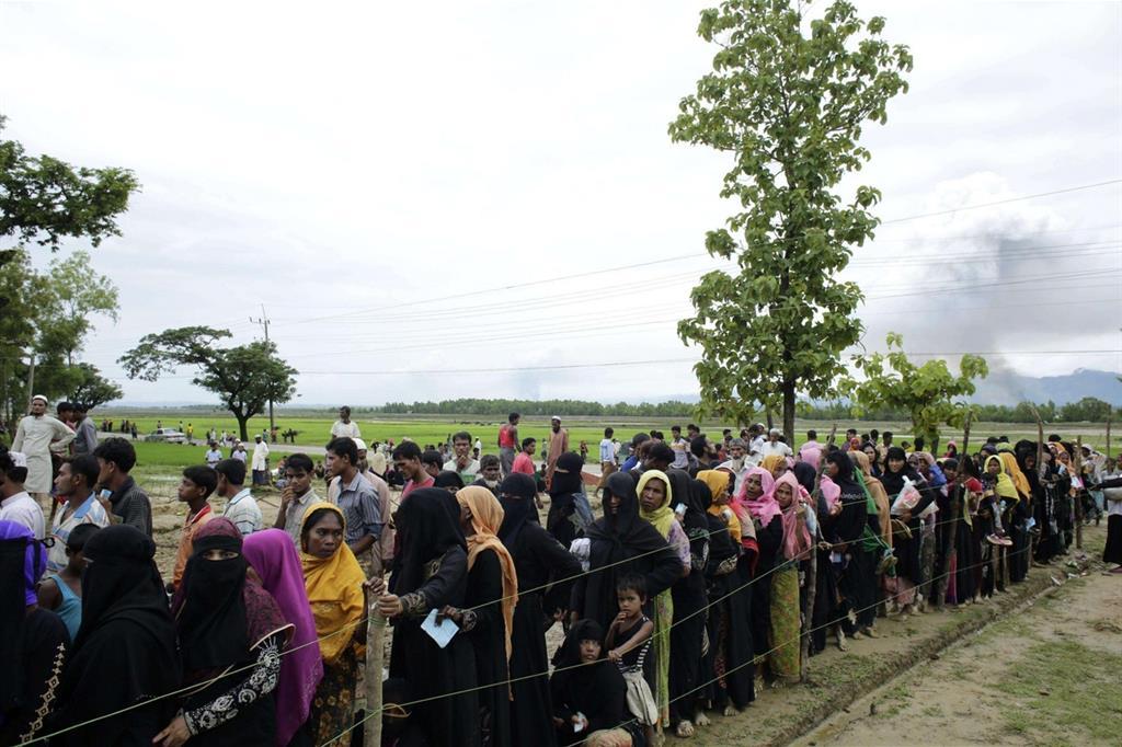 Secondo l'Unicef il flusso dei profughi è destinato a continuare -