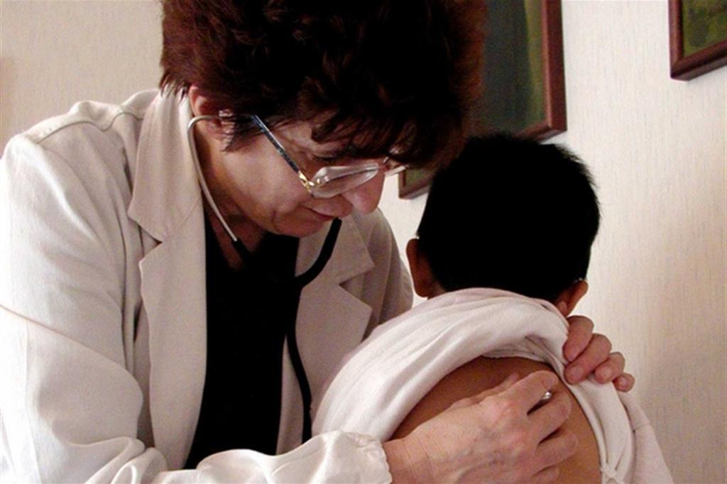 Alla ricerca di pediatri ospedalieri