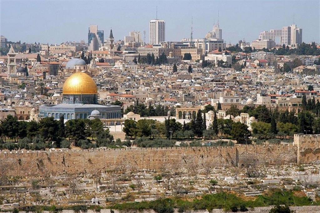 Gerusalemme. Una città al centro del mondo, dove si giocano anche i destini della pace