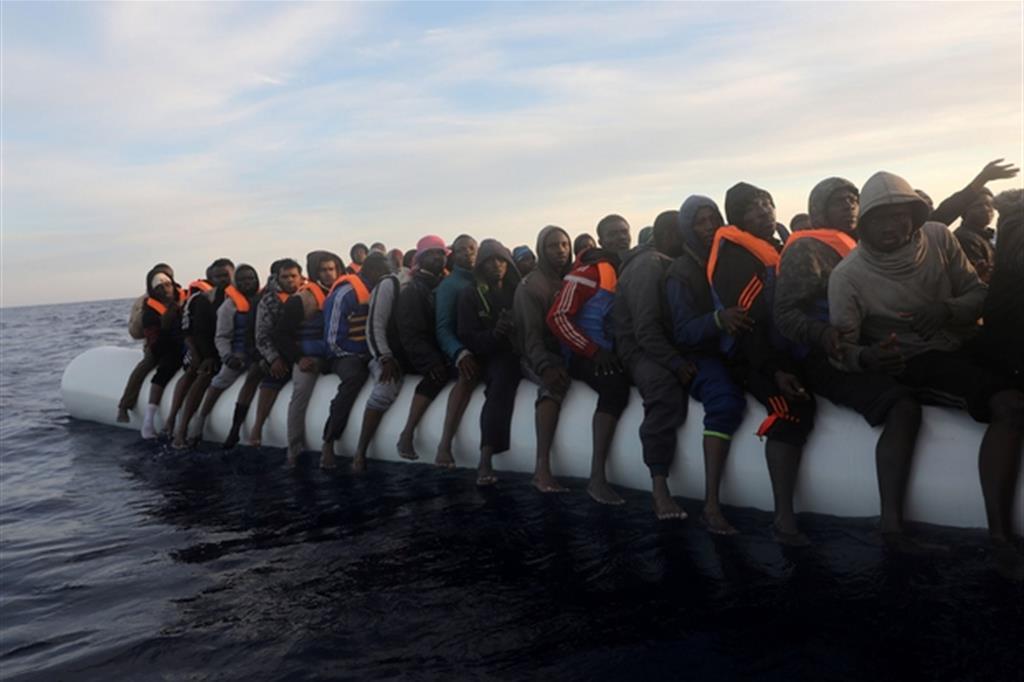 Soccorsi in mare, dal 2020 sarà compito della Libia