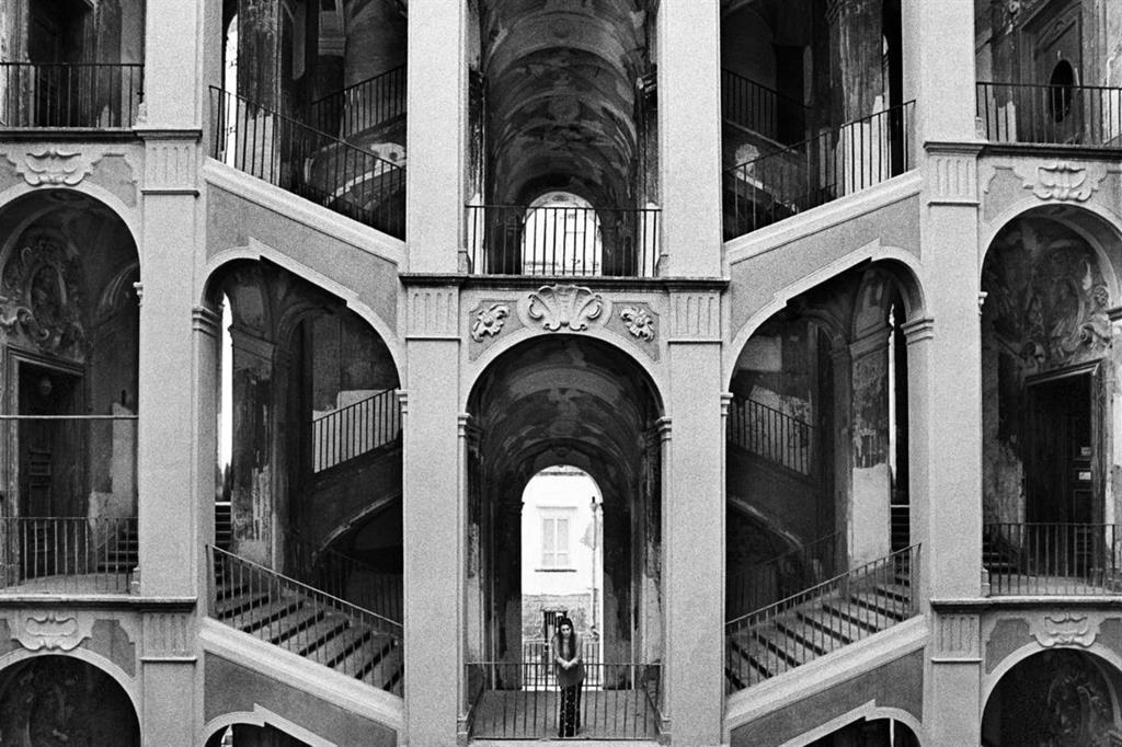 Una mostra che racconta il «sentirsi a casa» apre a Milano negli spazi della Fabbrica del Vapore. (La foto è di Francesco Cito) -