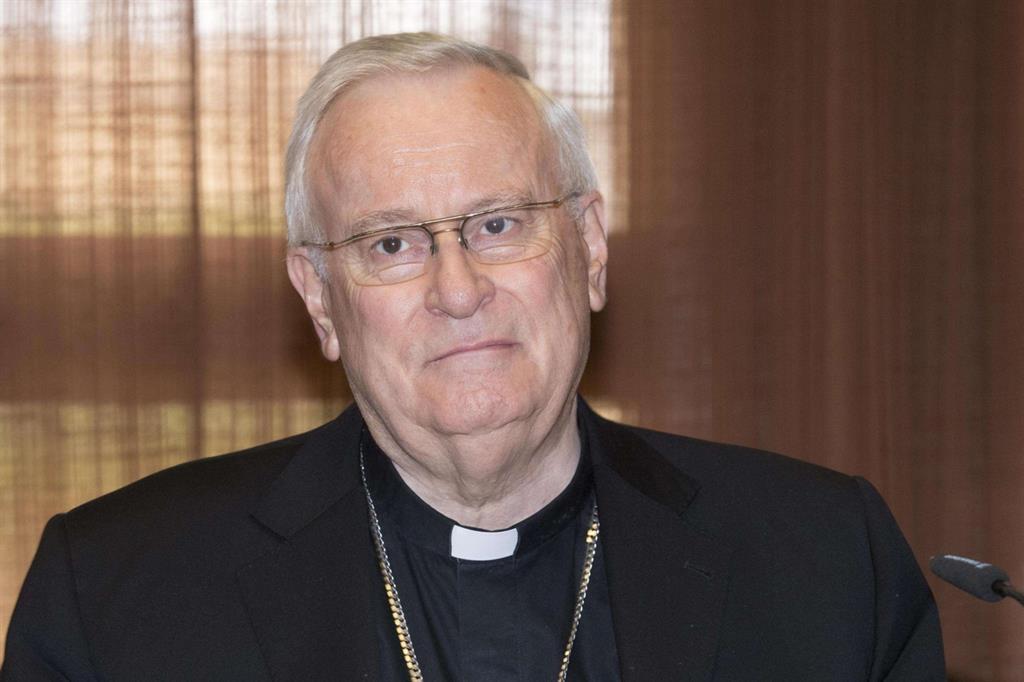 Il presidente della Cei, il cardinale Gualtiero Bassetti