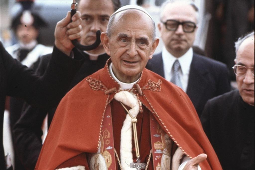 Quel  desiderio di Dio espresso da Paolo VI