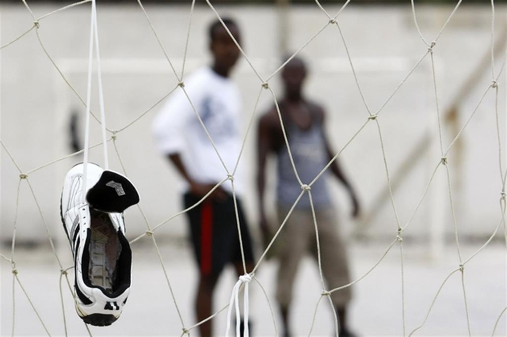 Tratta di baby-calciatori africani