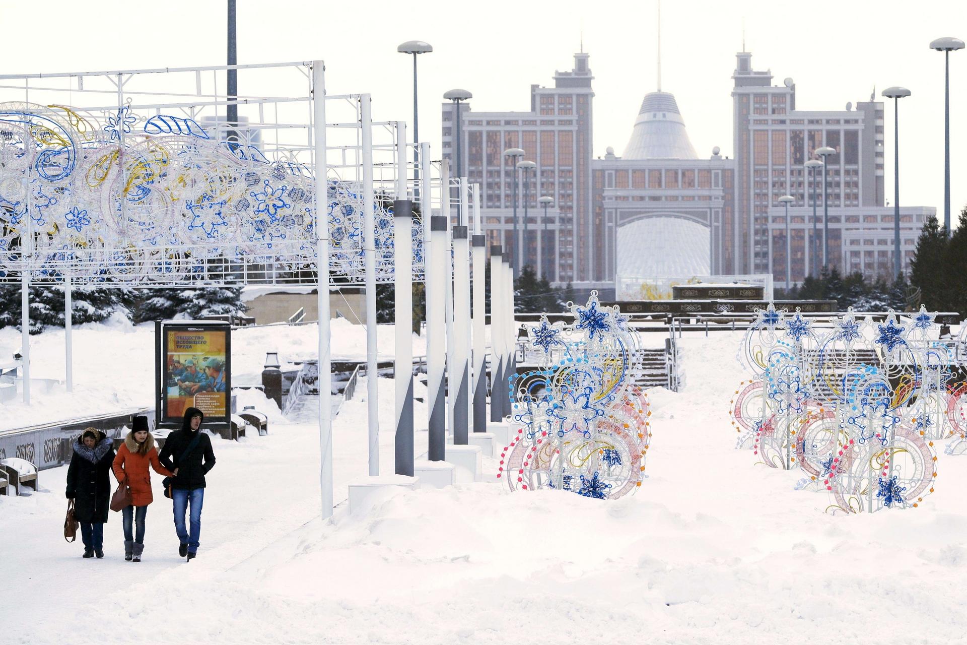 Astana sito di incontri nomi utente di esempio per incontri online