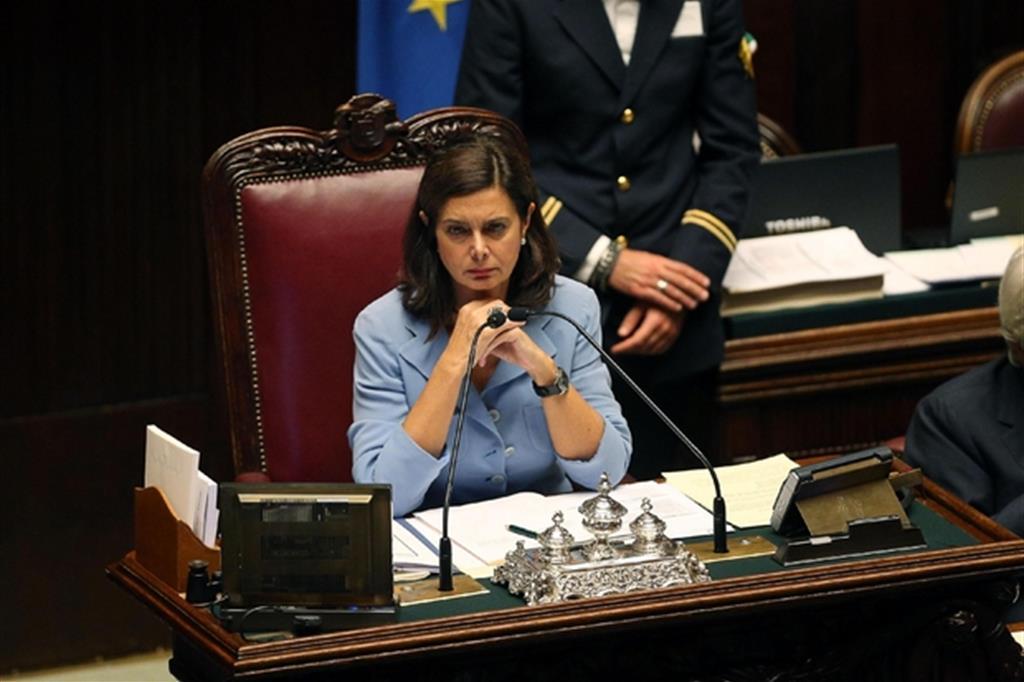 Discorso Camera Boldrini : Boldrini: campagne di disinformazione creano ostilità verso i migranti