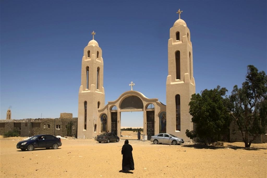 Il monastero di San Samuele
