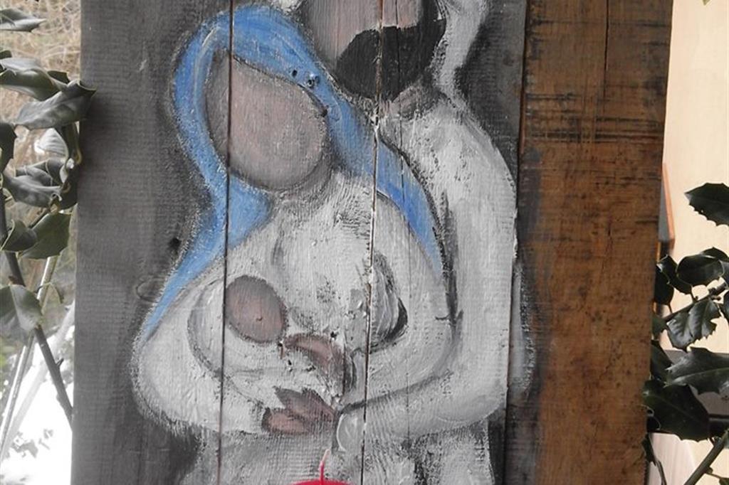Presepe... essenziale (by mia moglie Daniela) - Postato da Roberto De Ponti -