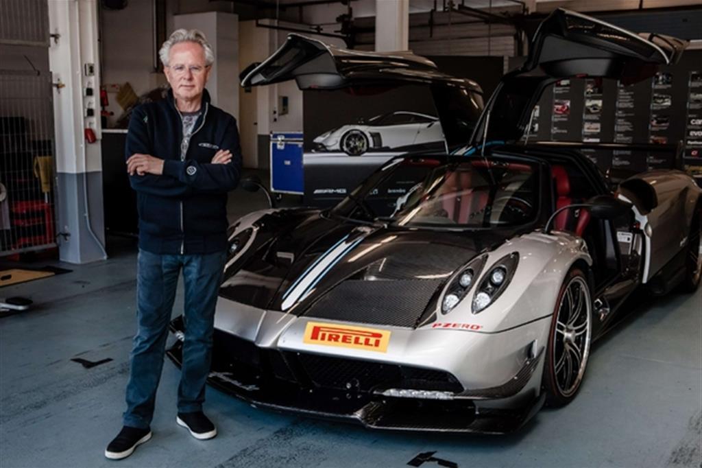 mi guida leonardo: disegno auto da 2 milioni di euro»