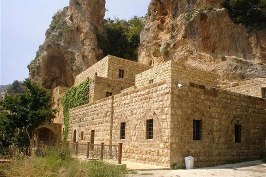 L'eremo di Mar Sarkis, oggi museo dedicato a Khalil Gibran