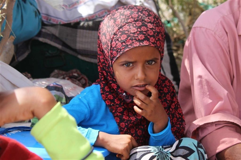 I prezzi dei generi alimentari sono aumentati del 28 per cento (Oxfam - Omar Algunaid) -