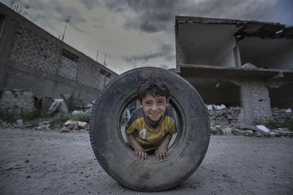 Si calcola che oltre 460mila bambini soffrano di denutrizione (Oxfam - Gabreez) -