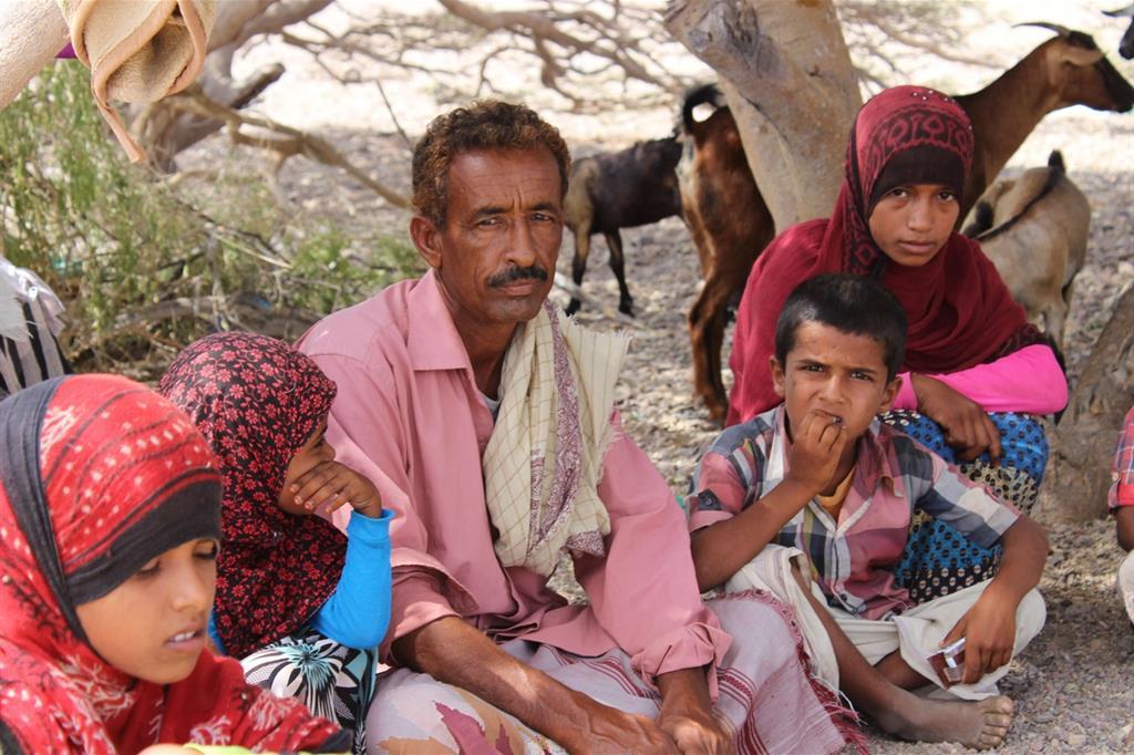 La popolazione sfollata è a rischio salute, si diffonde l'epidemia di colera (Oxfam - Omar Algunaid) -