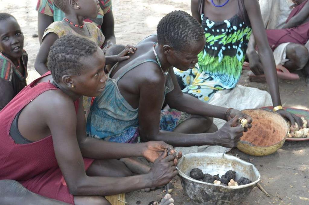 Sud Sudan (Corrie Sissons - Oxfam) -