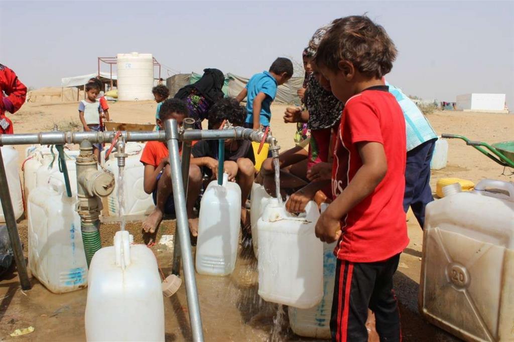 Yemen (Moayed Al Shaibani - Oxfam) -