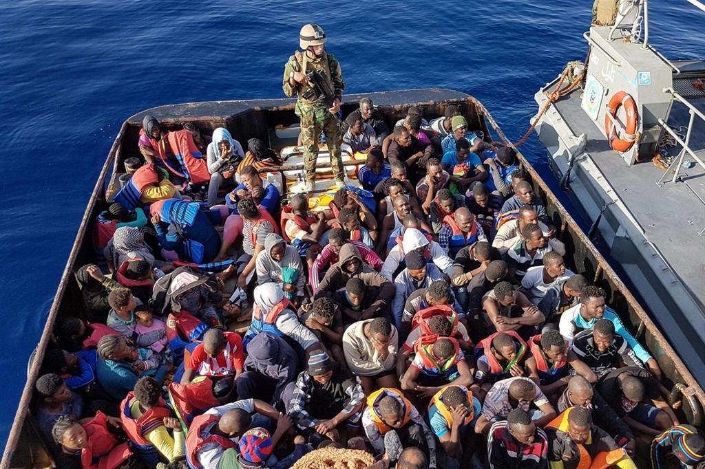 La Corte dell'Aja indaga sulla Guardia costiera libica: «Gravi crimini»