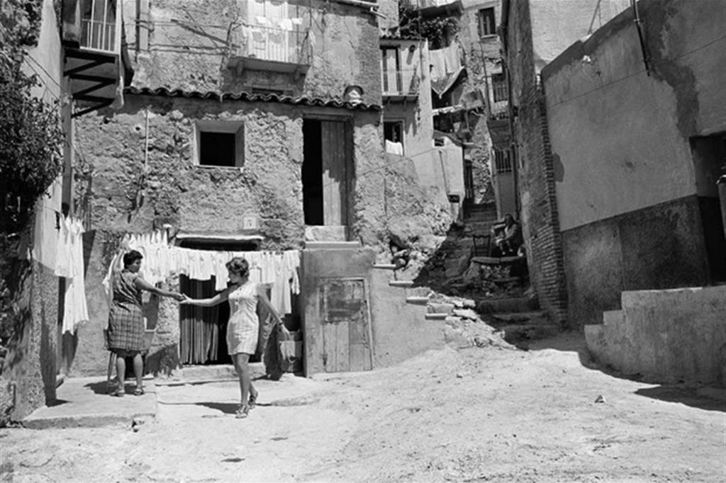 Licata, 1970, foto di Giovanni Chiaramonte -