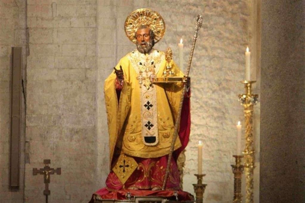 San Nicola «chiama» i cristiani all'unità