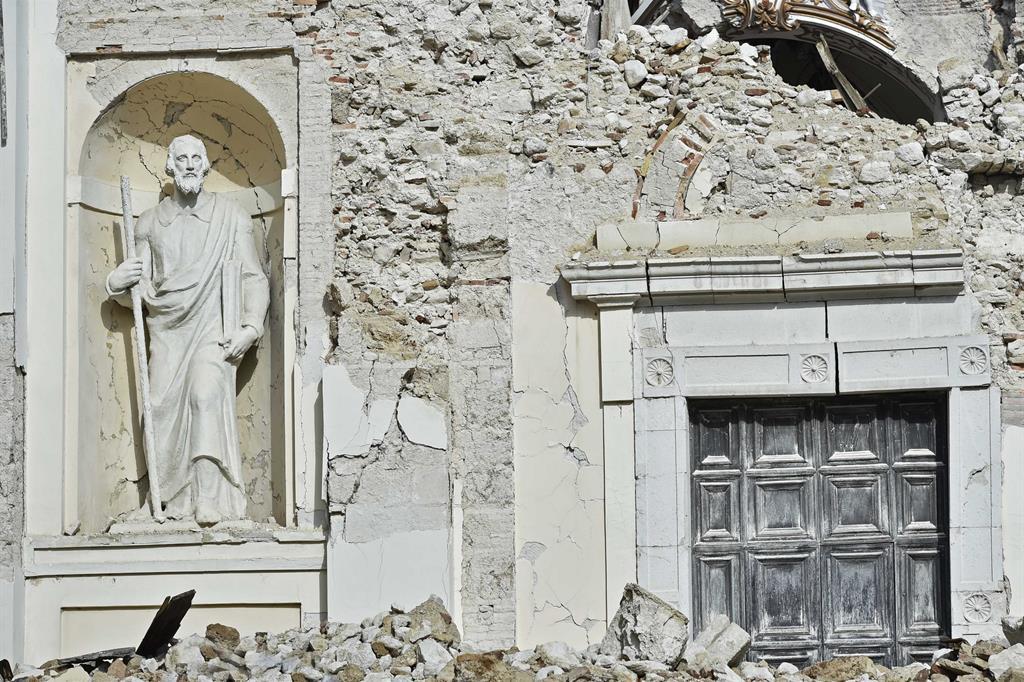Il terremoto a Norcia (Siciliani)