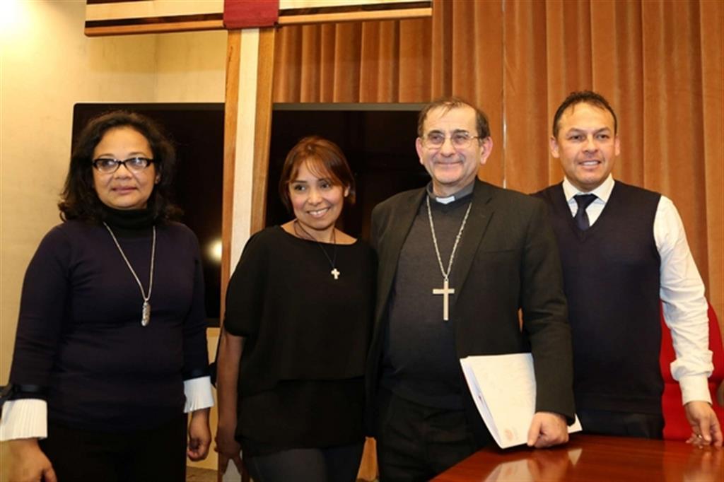 Risultati immagini per foto del sinodo minore